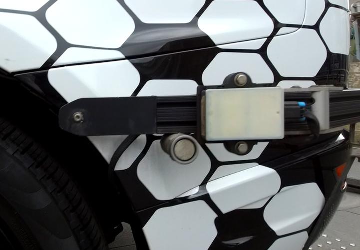 ultrasonic sensor autonomous vehicle