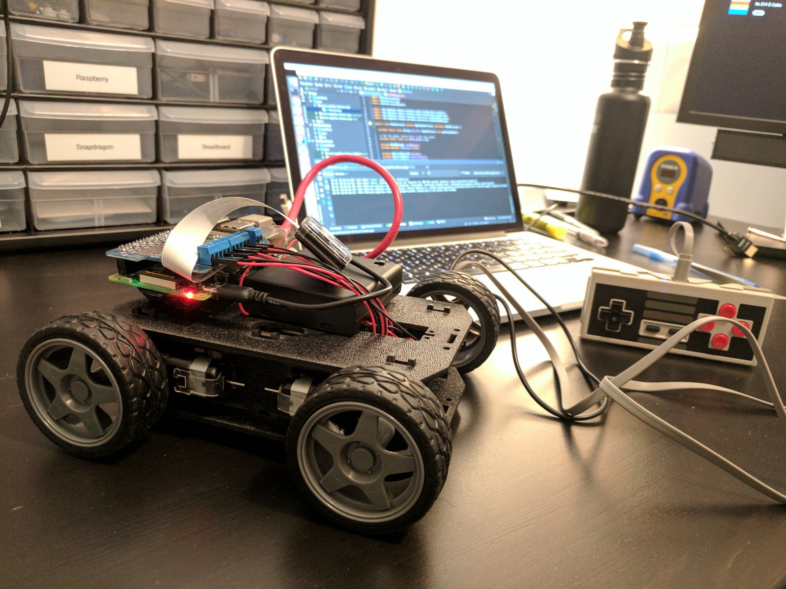 Getting started with DIY Robocars | Level Five Supplies