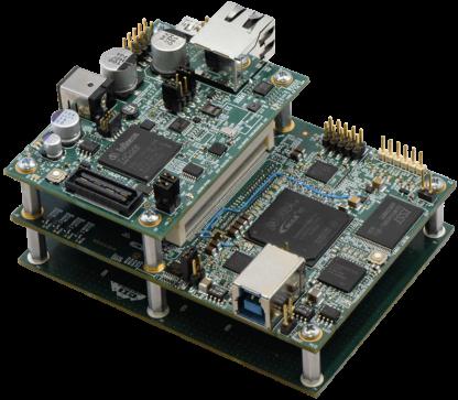 iScan Modular Radar Demonstration and Development Platform