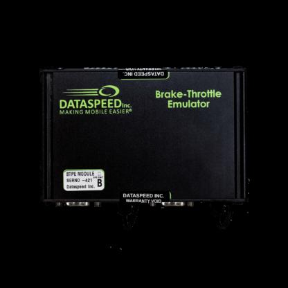 Dataspeed Brake Throttle Emulator