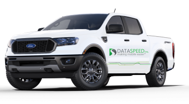 Ford Ranger for autonomous developers testing in variable weather conditions and rugged environments