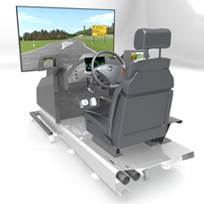 Sim Lab Driving Simulator