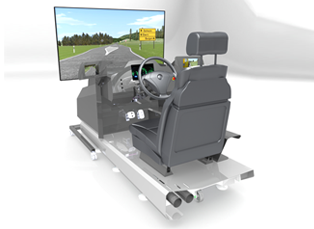 Sim-Lab Driving Simulator