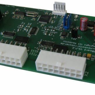 neobotix ultrasonic sensor system