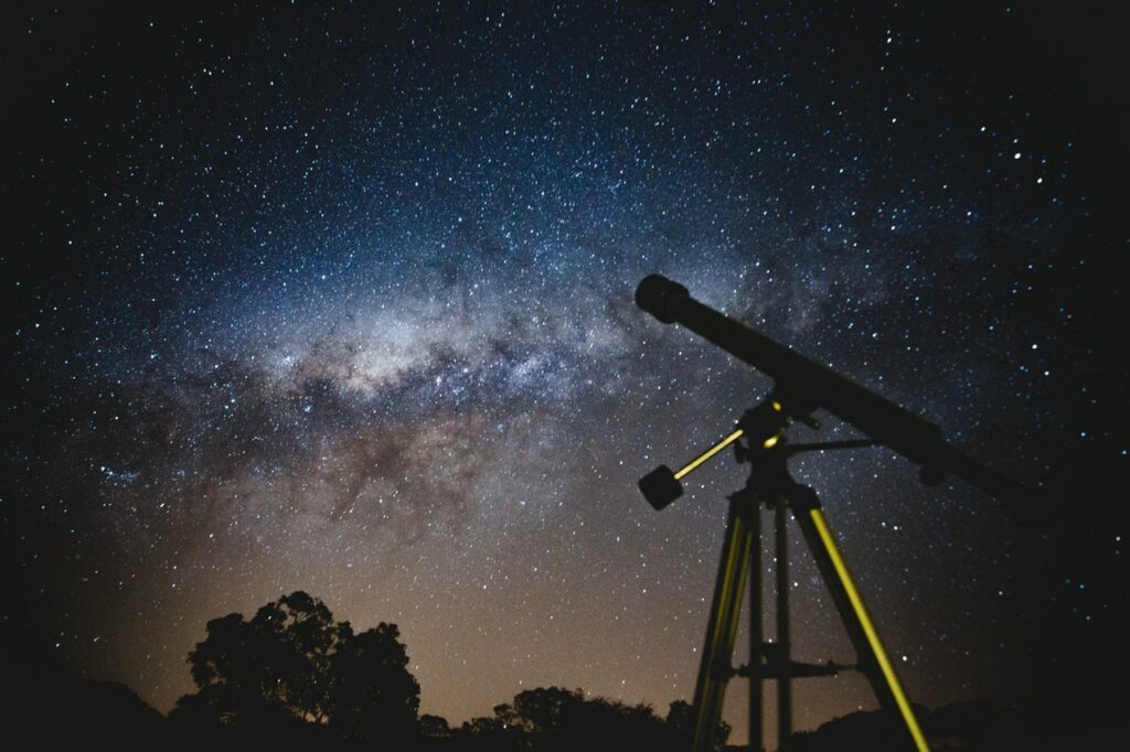 night sky telescope