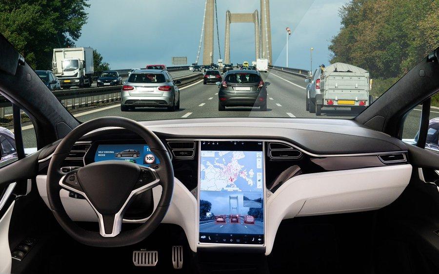 autonomous vehicles expo 2020