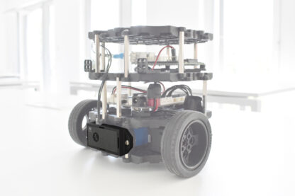 toposens ts3 sensor robot