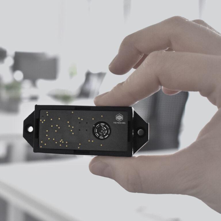 TS3 3D Ultrasonic Sensor Evaluation Set