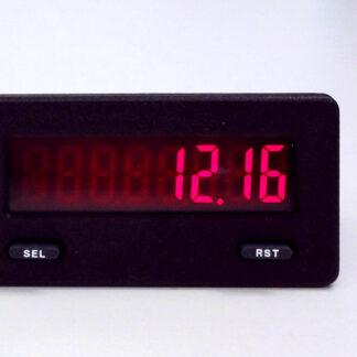 altimeter display