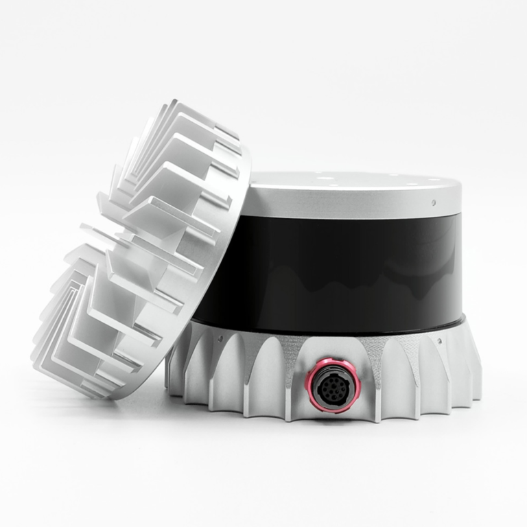 Ouster OS0-128 LiDAR Sensor