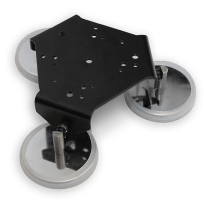 Magnetic Lidar mount
