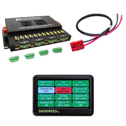 Datapseed Power Distribution System