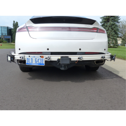 Dataspeed Rear Bumper Bar