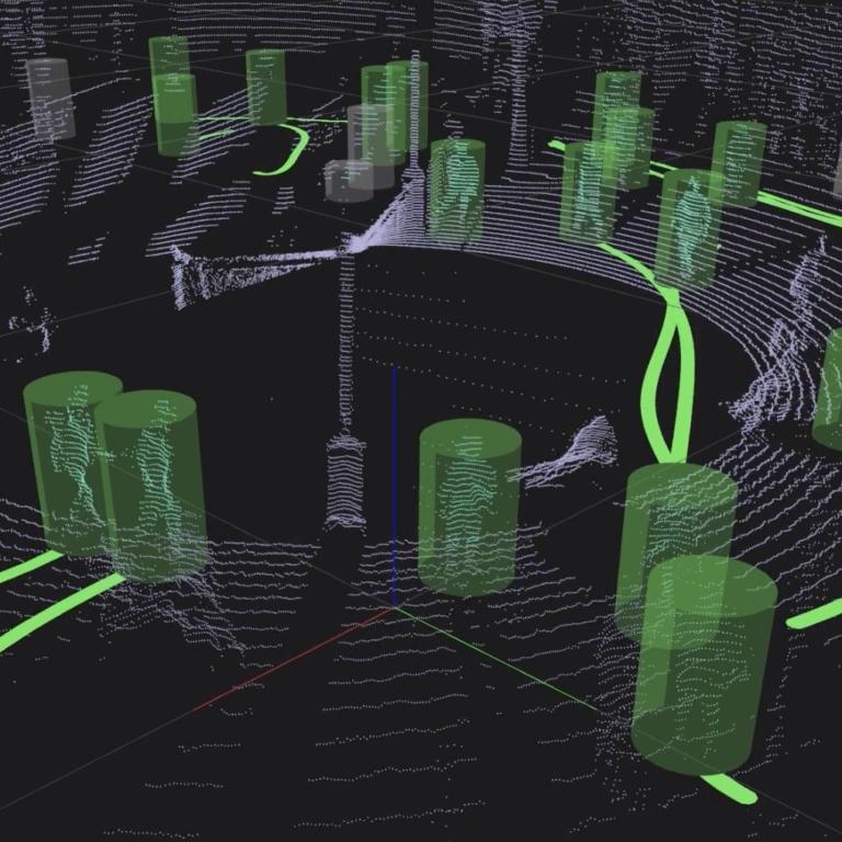 SENSR - Smart 3D Perception Engine