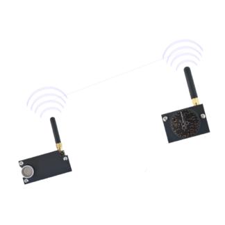 Beacon Ultrasonic Tracking System