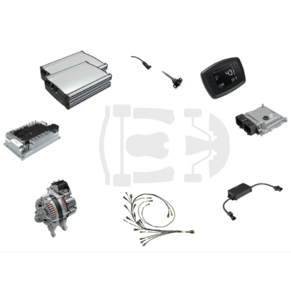 Bosch Motorsport e-kart Powertrain Kit