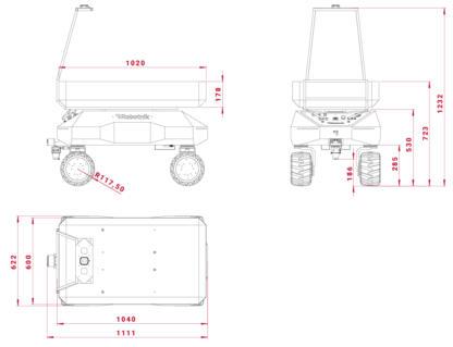 Robotnik RB-SHERPA- schematics