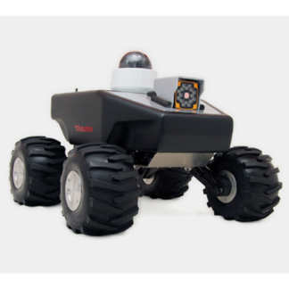 Robotnik SUMMIT-XL mobile robot for research and development