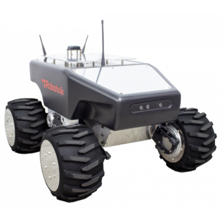 Robotnik SUMMIT XL HL robust mobile robot for r&d