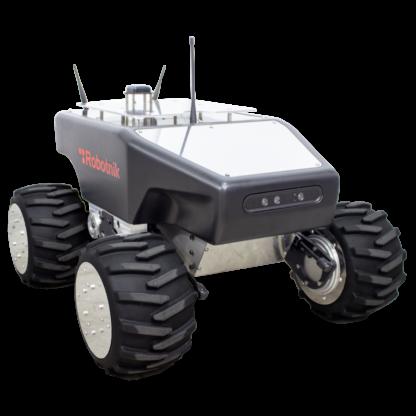 Robotnik SUMMIT XL HL robust mobile robot for r&d