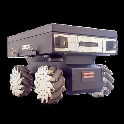 Robotnik Summit-XL STEEL rugged mobile robot