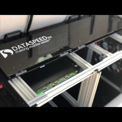 Dataspeed Equipment Rack for AV Research