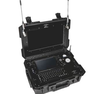 Portable Drone Ground Control Station