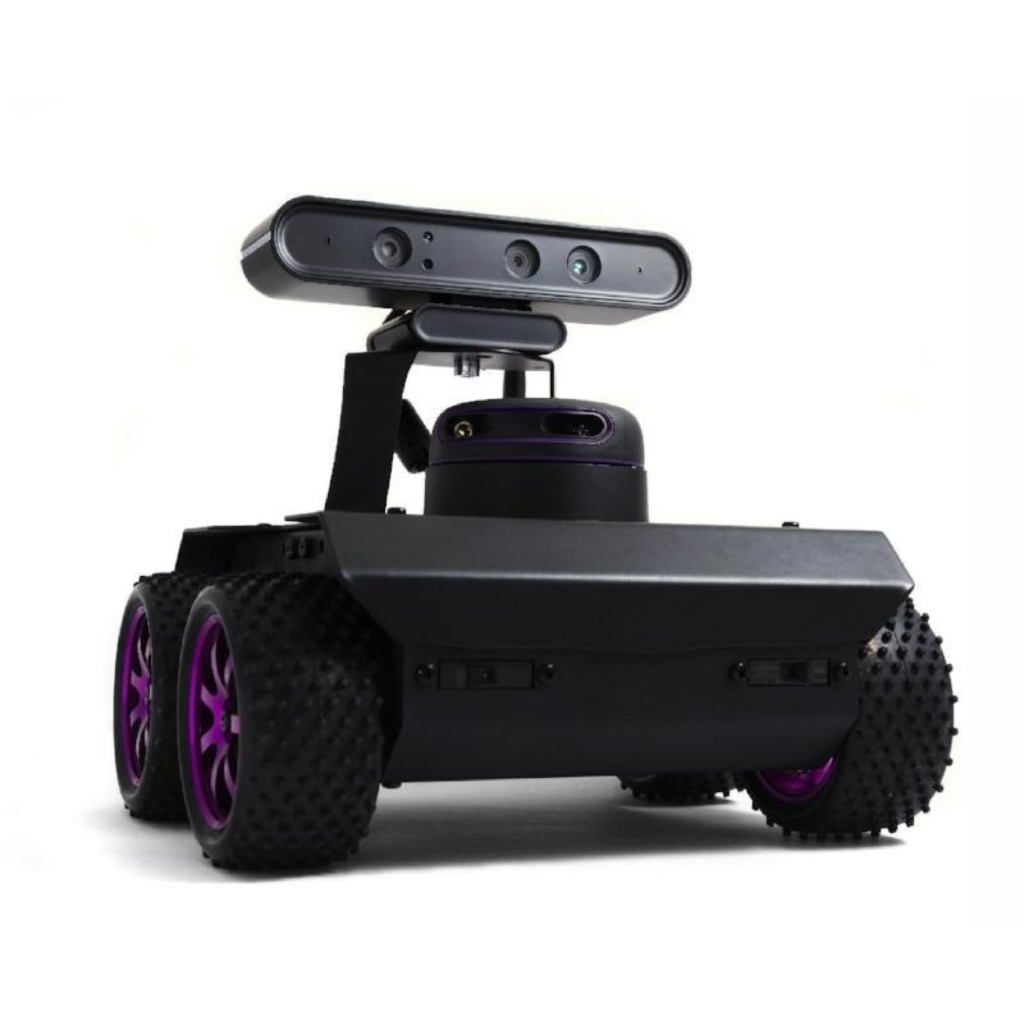 Husarion ROSbot 2.0 PRO front view