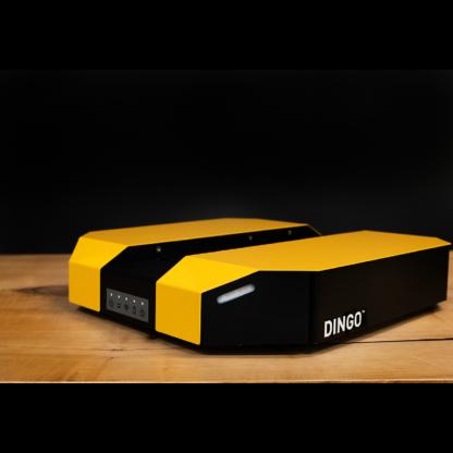 Clearpath Dingo indoor mobile robot
