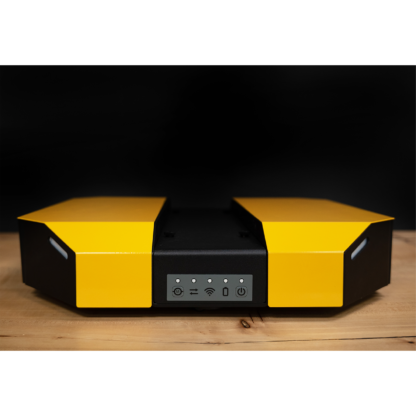 Clearpath Dingo indoor mobile robot rear