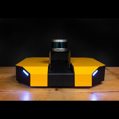 Clearpath Dingo indoor mobile robot front