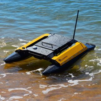Clearpath Robotics Heron unmanned surface vessel