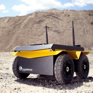 Clearpath Jackal Unmanned Ground Vehicle