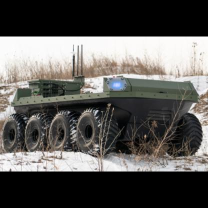 Gran vehículo terrestre no tripulado Moose