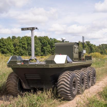 Clearpath Moose UGV
