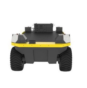 Clearpath Moose UGV front view