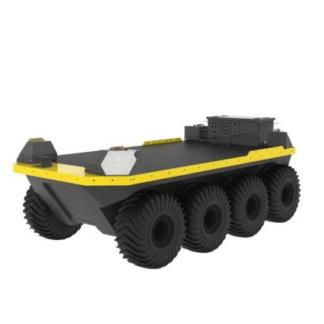 Clearpath Moose UGV side view