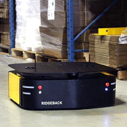 Clearpath Ridgeback omindirectional robotic platform