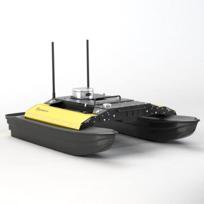 Clearpath Robotics Heron unmanned surface vessel 3D model
