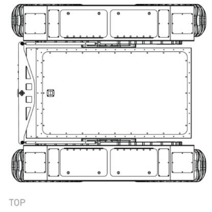 clearpath warthog blueprint top