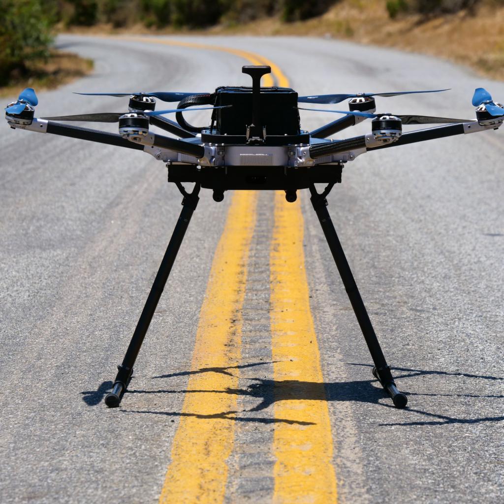 IF1200 Hexacopter UAV