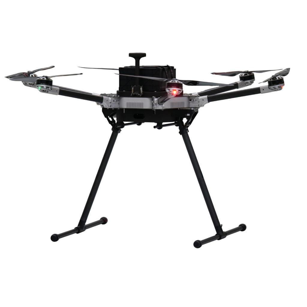 Inspired Flight commercial drones are  compelling alternatives to DJI UAV platforms
