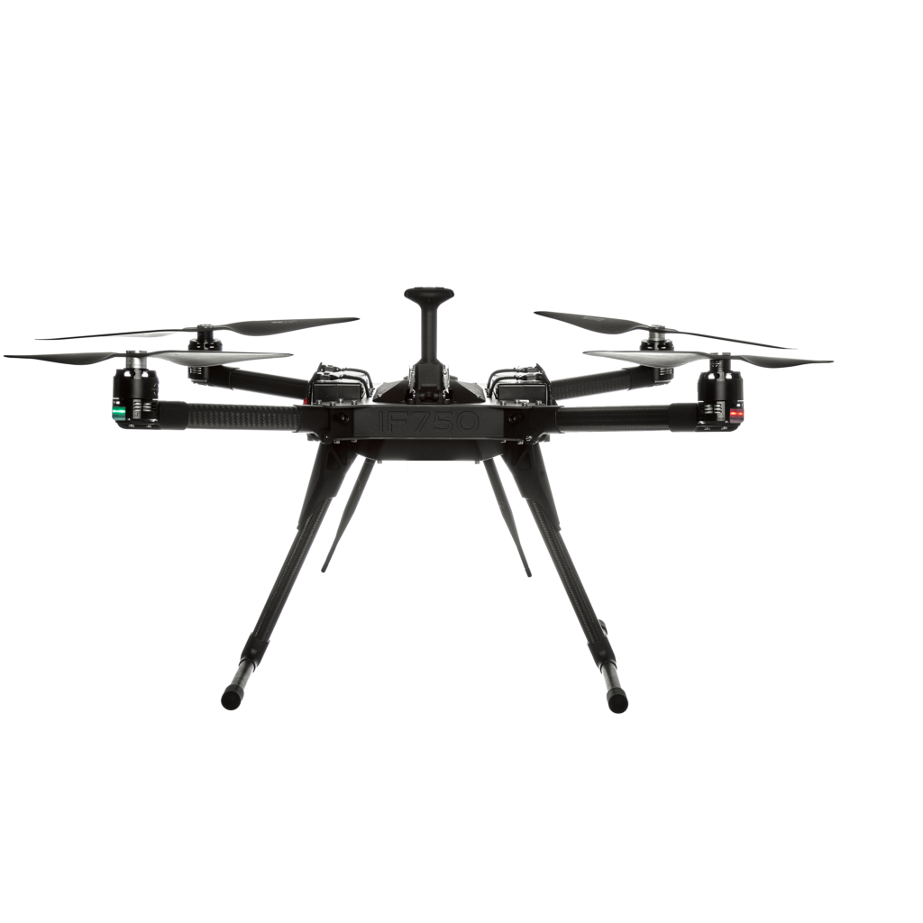 IF750 Quadcopter commercial drone