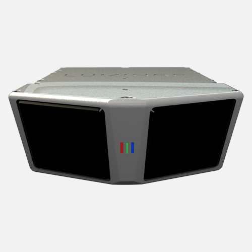 Luminar Hydra LiDAR and perception engine for testing and development