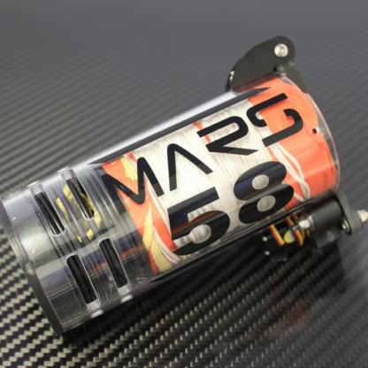 Mars 58 V2 drone parachute