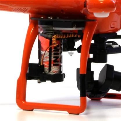 Mars Mini Autel X-Star mounting system