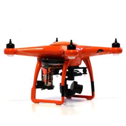 Mars Autel X-Star Pro combo drone parachute