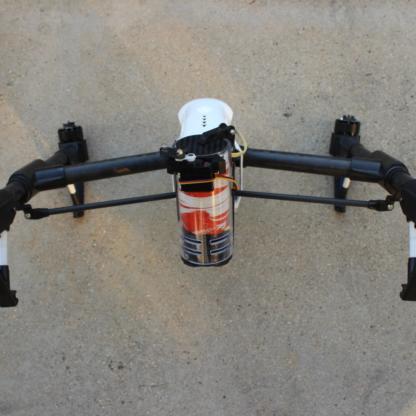 Mars Inspire 1 Pro drone parachute