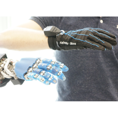 Kinfinity Glove and robot hand