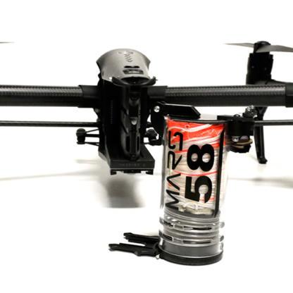 Mars Inspire 2 Pro drone parachute